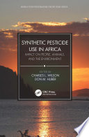 Synthetic Pesticide Use in Africa