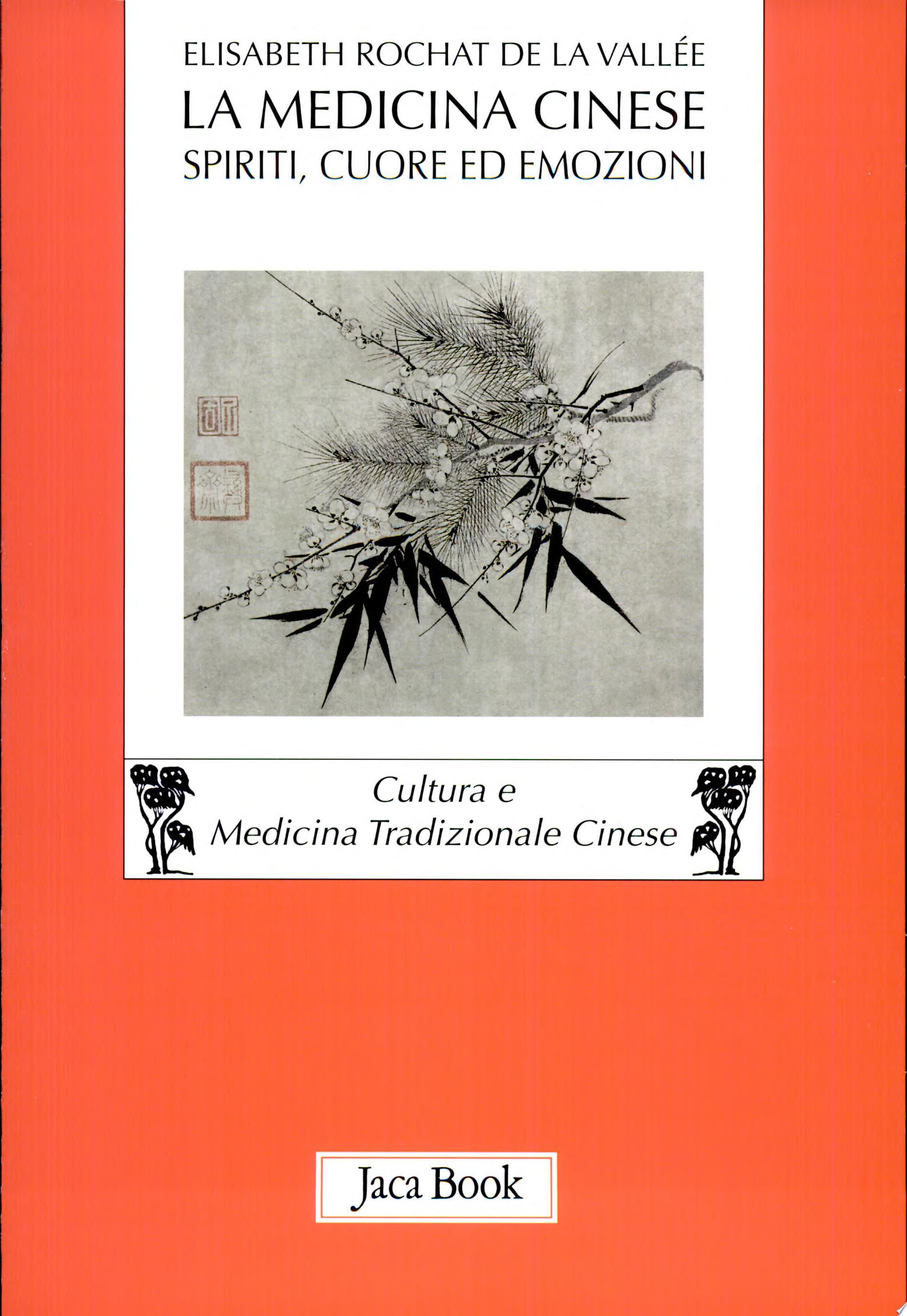 La medicina cinese  Spiriti  cuore ed emozioni