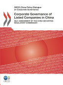 Corporate Governance of Listed Companies in China Self-Assessment by the China Securities Regulatory Commission