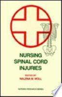 Nursing Spinal Cord Injuries