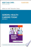 Health Careers Today   E Book