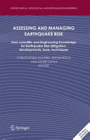 Assessing and Managing Earthquake Risk