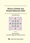Silicon Carbide and Related Materials 2004