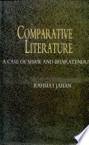 Comparative Literature Pdf/ePub eBook
