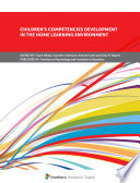 Children S Competencies Development In The Home Learning Environment