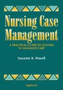 Nursing Case Management