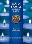 Holy Family Prayer Book