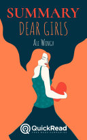 "Summary of ""Dear Girls"" by Ali Wong - Free book by QuickRead.com"