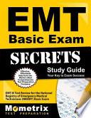 EMT Basic Exam Secrets Study Guide