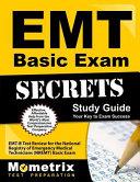 EMT Basic Exam Secrets Study Guide: EMT-B Test Review for the ...