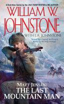 Matt Jensen, The Last Mountain Man Book