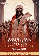 Pdf Nicene and Post-Nicene Fathers