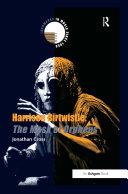 Harrison Birtwistle  The Mask of Orpheus