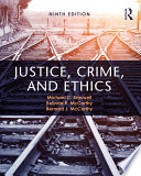 Justice  Crime  and Ethics Book