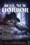 Pdf The Mammoth Book of Best New Horror 23