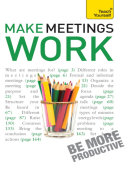 Make Meetings Work  Teach Yourself