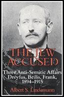 The Jew Accused ebook