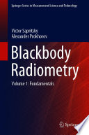 Blackbody Radiometry