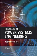 Handbook of Power System Engineering