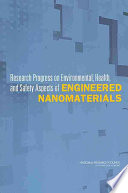 Research Progress on Environmental  Health  and Safety Aspects of Engineered Nanomaterials