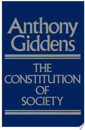 Download The Constitution of Society Free Books - Read Books