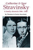 Pdf Stravinsky: A Family Chronicle Telecharger