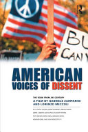 American Voices of Dissent [Pdf/ePub] eBook
