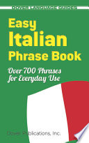 link to Easy Italian phrase book : 770 basic phrases for everyday use. in the TCC library catalog