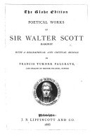 Pdf Poetical Works ... With a biographical and critical memoir by Francis Turner Palgrave. (The Globe edition.).