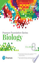 IIT Foundation Biology for Class 8 by Pearson