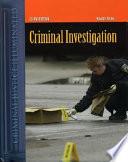 """Criminal Investigation"" by Ronald F. Becker"