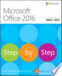 Microsoft Office 2016 Step by Step, Barnes & Noble Exclusive Edition