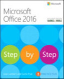 Microsoft Office 2016 Step by Step  Barnes   Noble Exclusive Edition