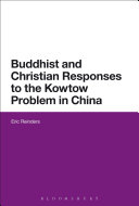 Buddhist and Christian Responses to the Kowtow Problem in China Pdf/ePub eBook