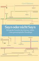 Sayn oder nicht Sayn