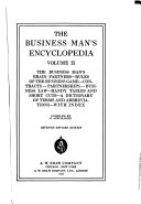 The Business Man s Encyclopedia