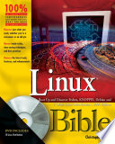 """""""Linux Bible"""" by Christopher Negus"""