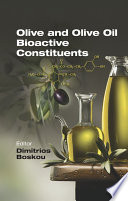 Olive and Olive Oil Bioactive Constituents Book