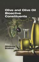 Olive and Olive Oil Bioactive Constituents [Pdf/ePub] eBook