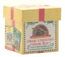 The Real Mother Goose Merry Christmas Music Box