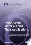 Nanoporous Materials and Their Applications
