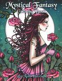 Mystical Fantasy Coloring Book