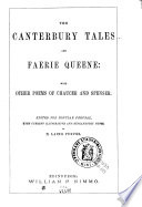 The Canterbury Tales and Faerie Queene