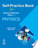 self-Practice Book for Science for 9th Class Part 1 Physics