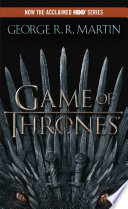 link to A game of thrones : book one of A song of ice and fire in the TCC library catalog