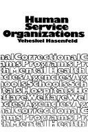 Human Service Organizations