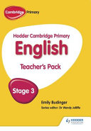 Books - Hodder Cam Primary Eng Tp Stage 3 | ISBN 9781471830983