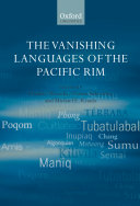 The Vanishing Languages of the Pacific Rim