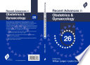 Recent Advances in Obstetrics & Gynaecology: 26