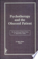 Psychotherapy and the Obsessed Patient Pdf/ePub eBook